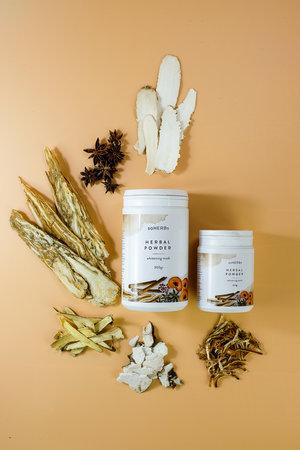 Bột Thuốc Bắc - soHERBS Herbal Powder Whitening Mask