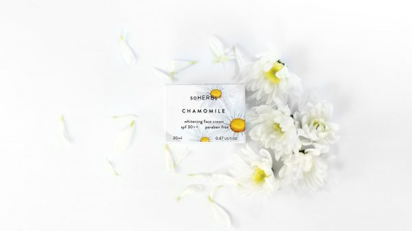 soHERBs Chamomile Whitening Face Cream