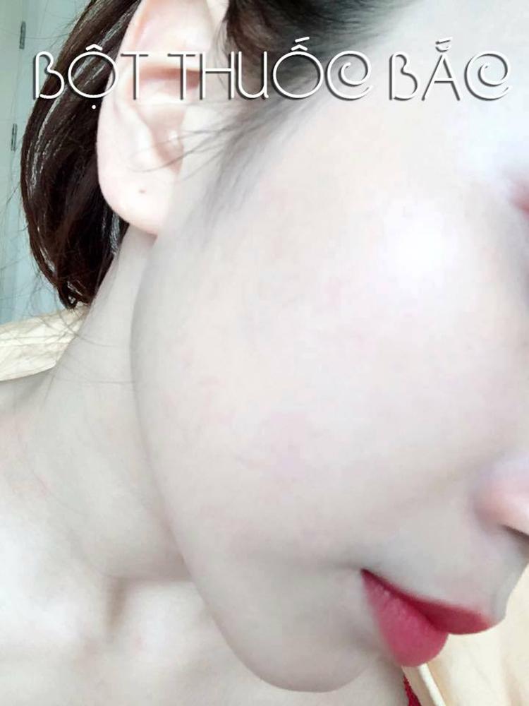 Da mặt sau Hướng dẫn 7 bước sử dụng bột thuốc bắc soHERBS